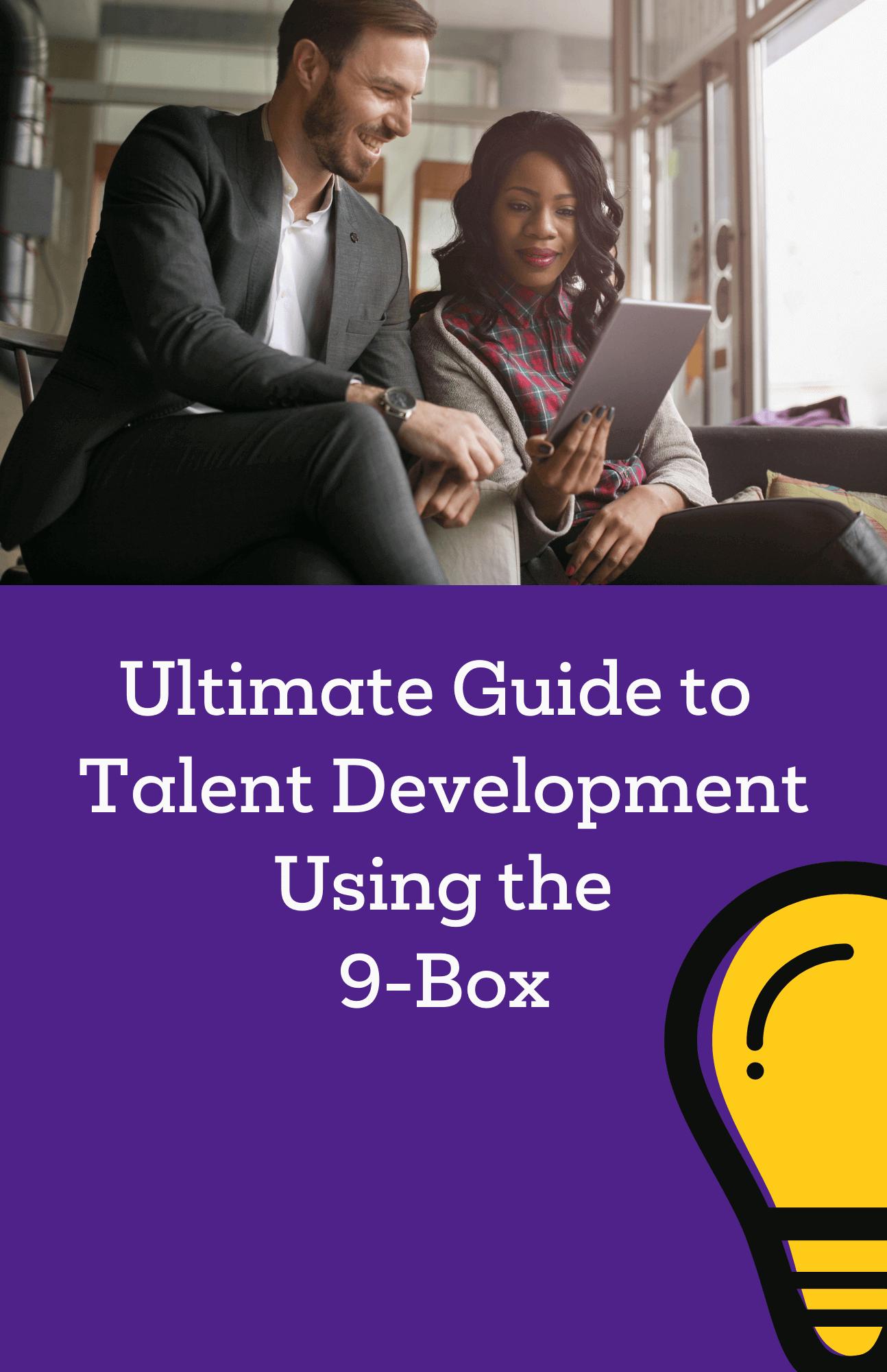 Talent Devt 9 bBox Temp Cover